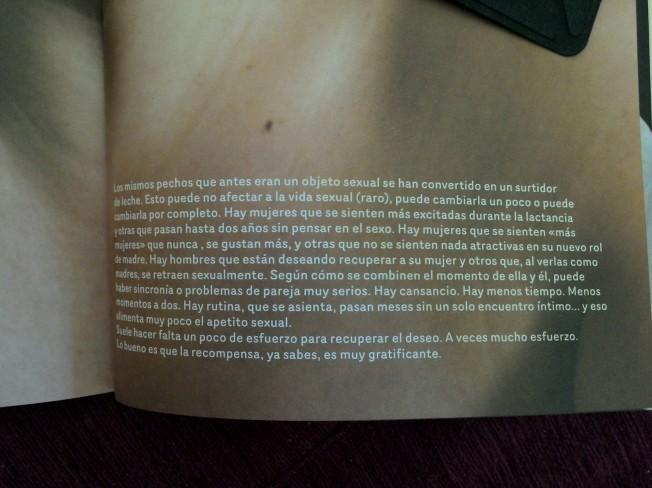 """Texto sacado del libro """"Lactancia"""", de José Bravo y Noelia Terrer."""